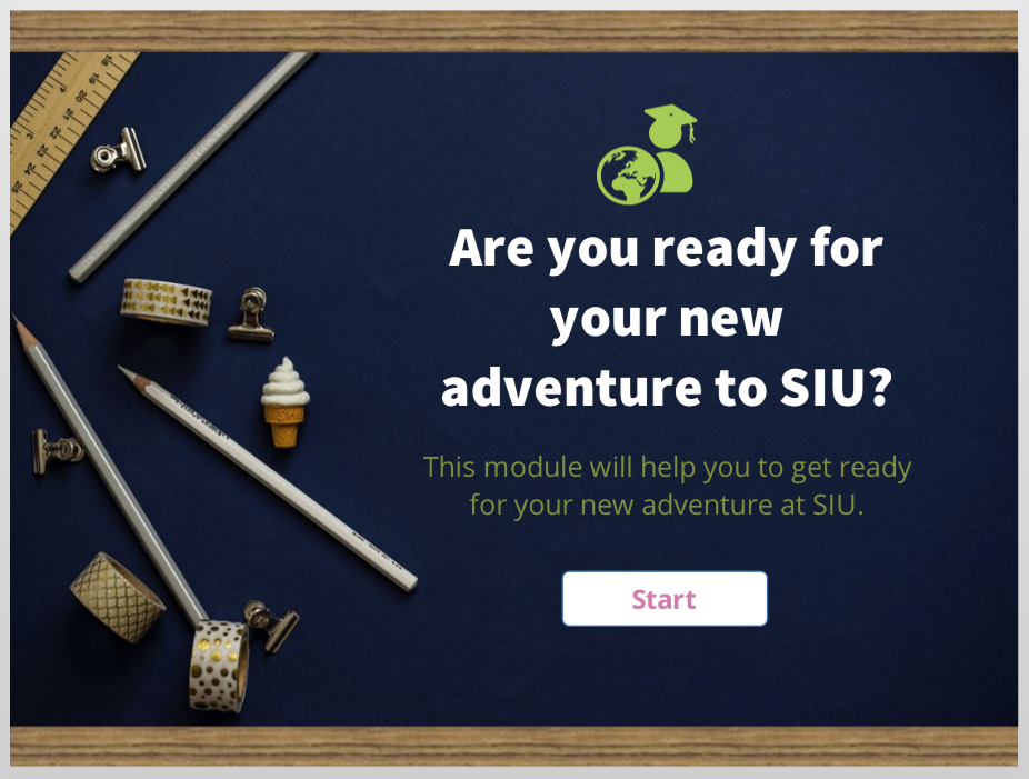 New SIU International Students Guide